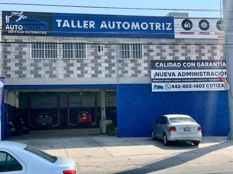 taller automotors sendero qro